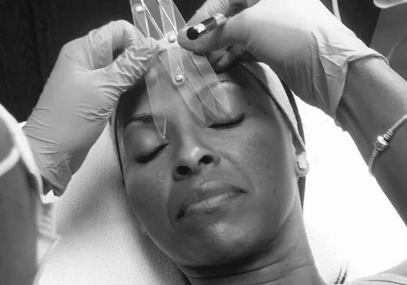 Eyebrows 3d Microblading Alpharaetta GA | Kiersten & Company Salon